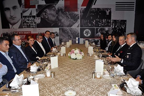 Beşiktaş'a bir sponsor daha! 7