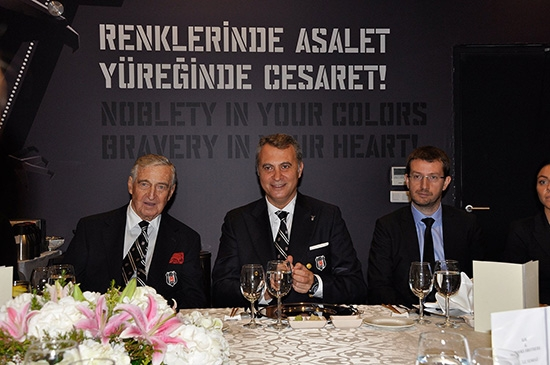 Beşiktaş'a bir sponsor daha! 8