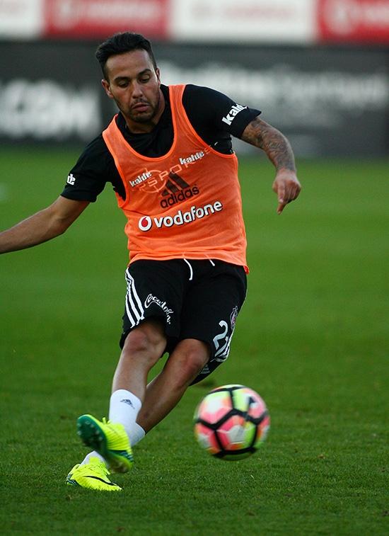 Beşiktaş taktik ve kondisyon çalıştı! 7