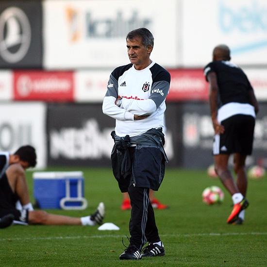 Beşiktaş taktik ve kondisyon çalıştı! 9