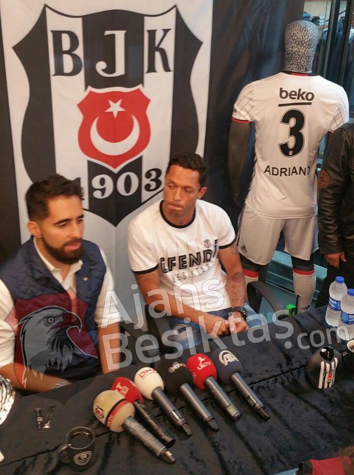 ÖZEL HABER   Vodafone Arena'da ''Efendi Adriano' 10