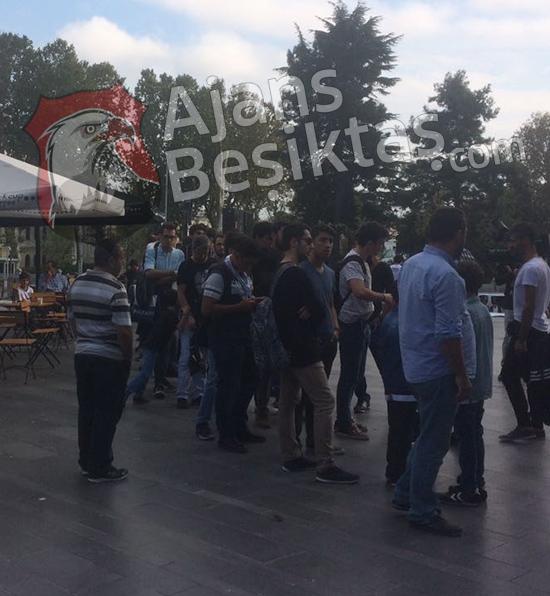 ÖZEL HABER | Vodafone Arena'da ''Efendi Adriano'&#03 6