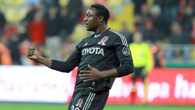 Yolu Beşiktaş'tan geçen 15 Afrikalı 11