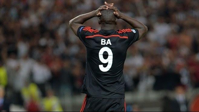 Yolu Beşiktaş'tan geçen 15 Afrikalı 13