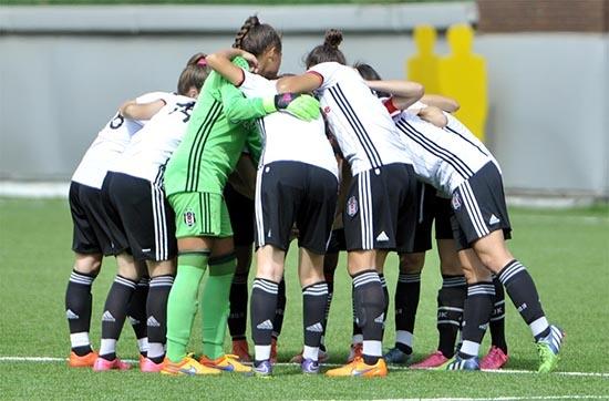 Beşiktaş:6 - Sultanbeyli Mevlana:0 (Kadın Futbol) 2