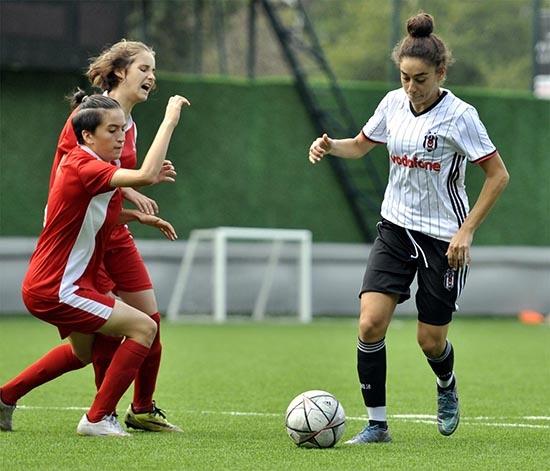 Beşiktaş:6 - Sultanbeyli Mevlana:0 (Kadın Futbol) 5