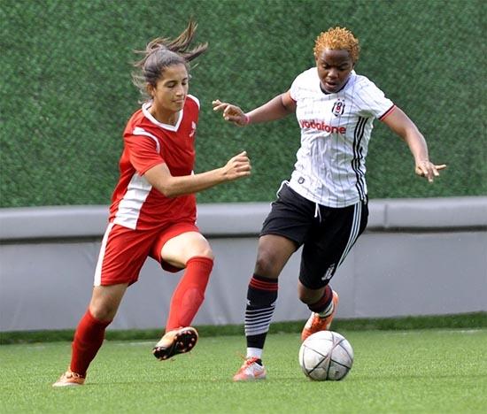 Beşiktaş:6 - Sultanbeyli Mevlana:0 (Kadın Futbol) 7