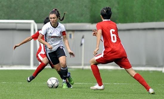 Beşiktaş:6 - Sultanbeyli Mevlana:0 (Kadın Futbol) 8
