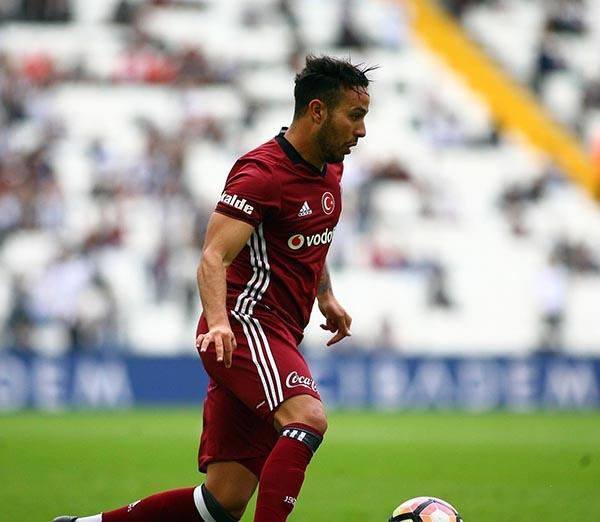 Beşiktaş-Başakşehir maçından kareler 13