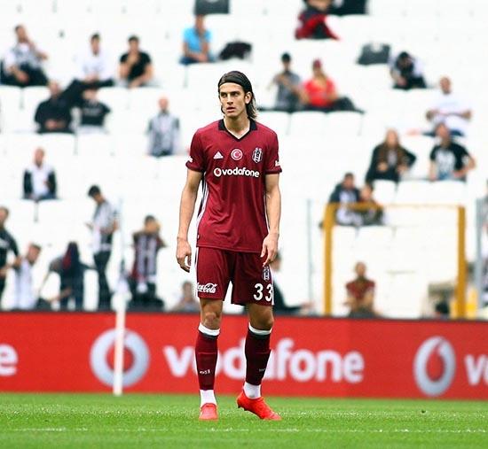 Beşiktaş-Başakşehir maçından kareler 8