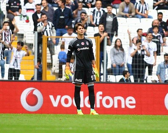 Beşiktaş-Başakşehir maçından kareler 9