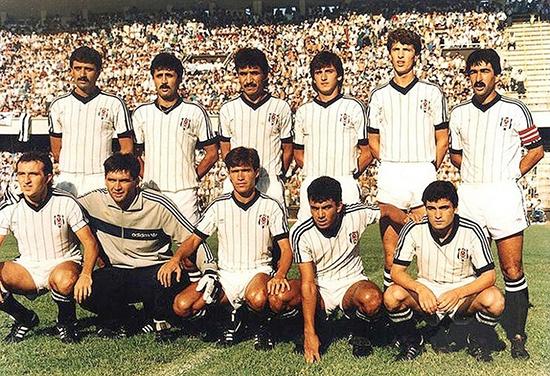 100'ler kulübüne giren Beşiktaşlılar 3