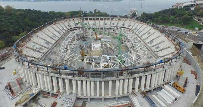6 ayı geride bırakan Vodafone Arena 3