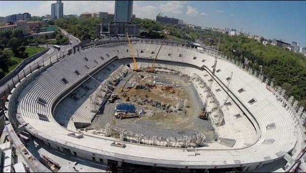 6 ayı geride bırakan Vodafone Arena 4