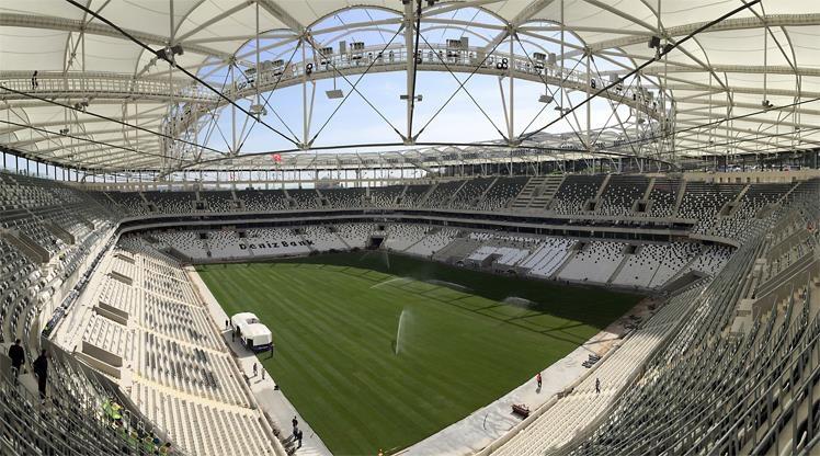 6 ayı geride bırakan Vodafone Arena 9