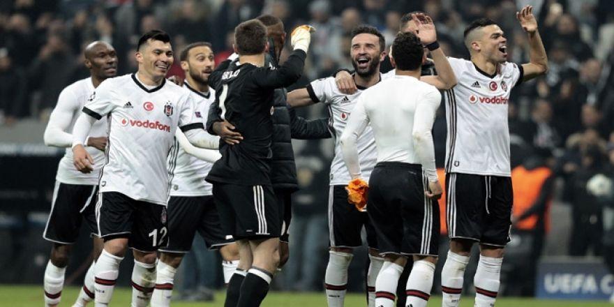 Beşiktaş'ın unutulmaz Avrupa zaferleri