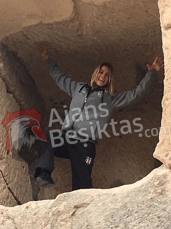 Kadın basketbol takımının Kapadokya turu 3