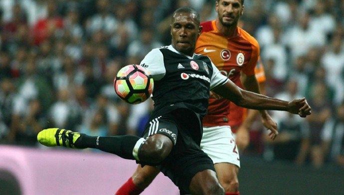 Beşiktaş-Galatasaray derbisinden kareler 4