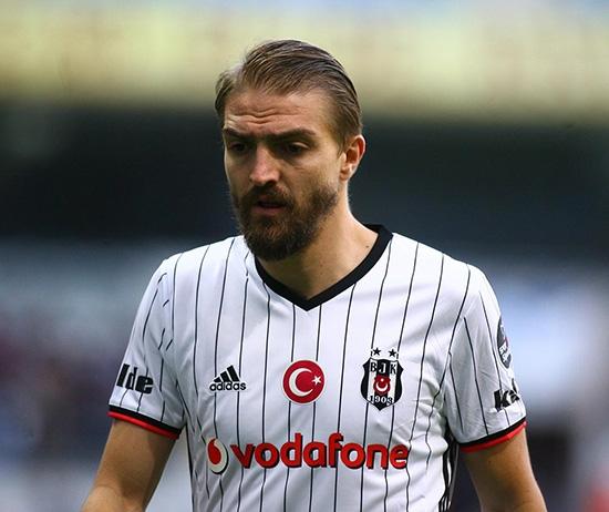 Kayserispor-Beşiktaş maçından kareler 14