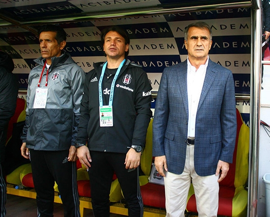 Kayserispor-Beşiktaş maçından kareler 25