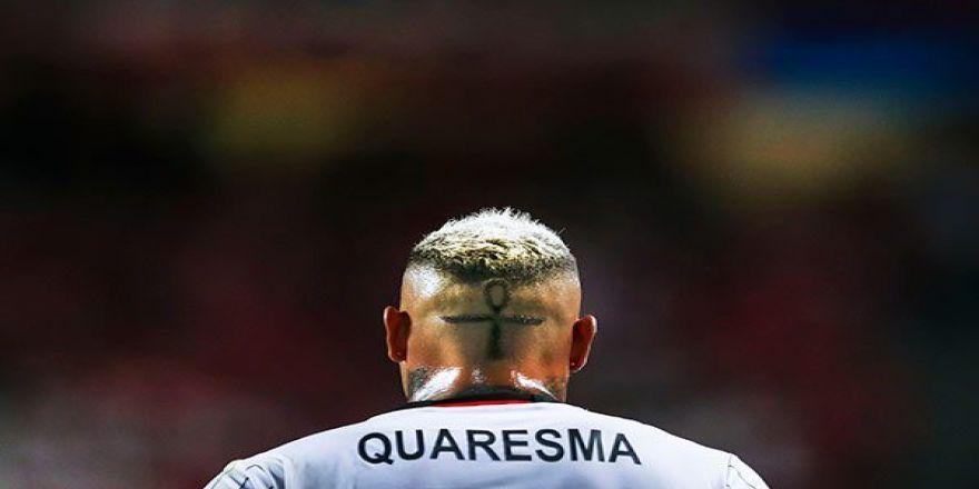 Quaresma'nın 3 vazgeçilmezi: Trivelası, rabona ve saçları!