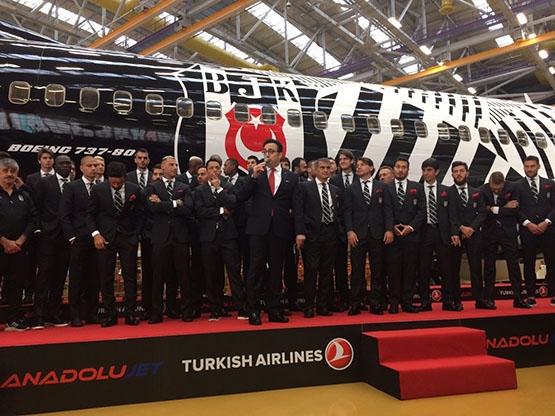 İşte Beşiktaş'ın yeni uçağı 4