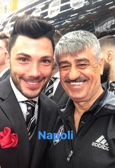 Beşiktaşlı futbolcuların uçak selfie'si 2