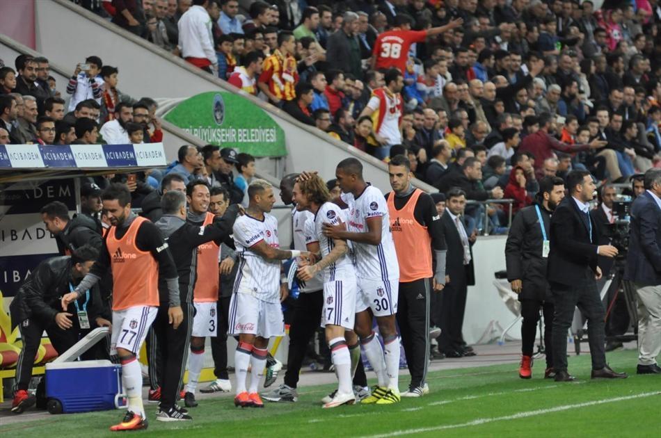 Güntekin Onay'dan Beşiktaş'a zafer formülü 1