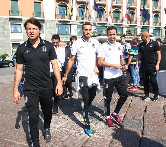 Beşiktaş'ın Napoli gezisi 14