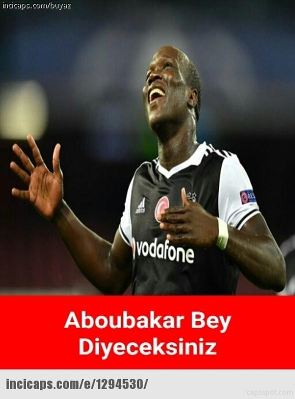 Beşiktaş kazandı caps'ler güldürdü 11