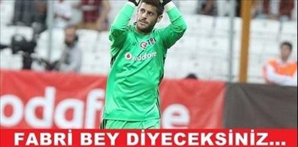 Beşiktaş kazandı caps'ler güldürdü 5