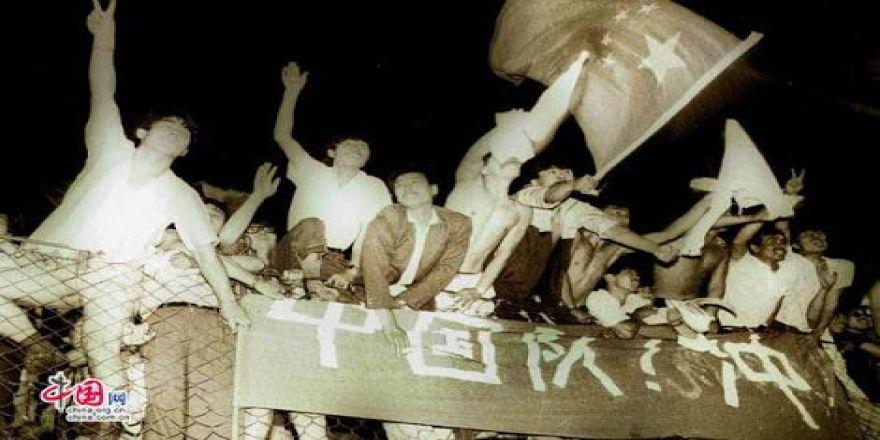 Beşiktaş'ın gittiği Çin'de futbol nasıl başladı?