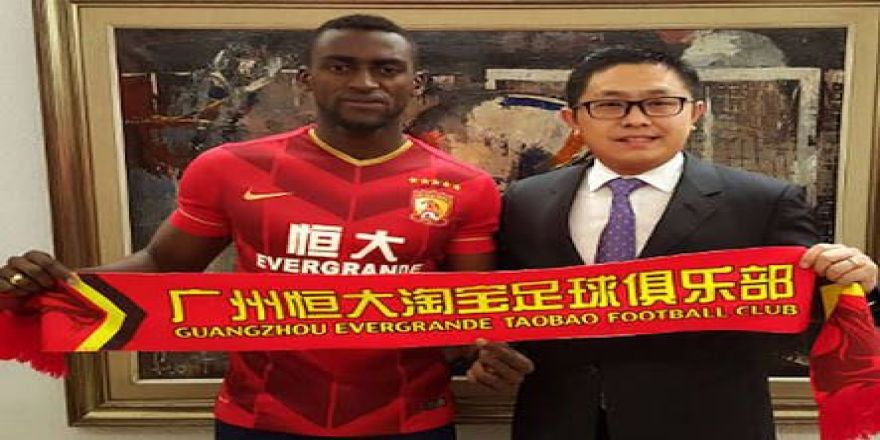 Beşiktaş'ın gittiği Çin'in Süper Ligi'nde oynamış Dünya y