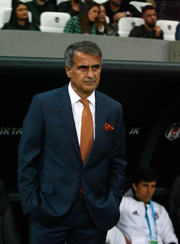 Beşiktaş - Antalyaspor maçından kareler 1