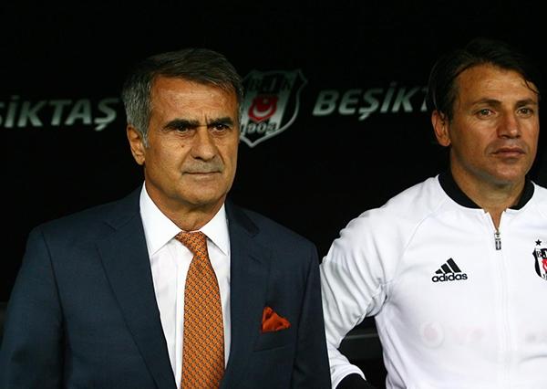 Beşiktaş - Antalyaspor maçından kareler 13