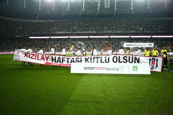 Beşiktaş - Antalyaspor maçından kareler 17