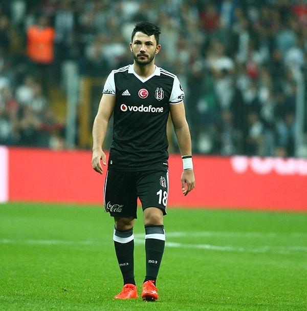 Beşiktaş - Antalyaspor maçından kareler 19