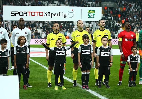 Beşiktaş - Antalyaspor maçından kareler 21