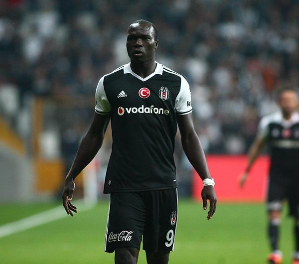 Beşiktaş - Antalyaspor maçından kareler 22