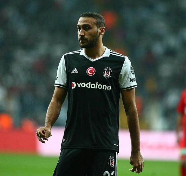 Beşiktaş - Antalyaspor maçından kareler 26