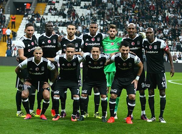Beşiktaş - Antalyaspor maçından kareler 3