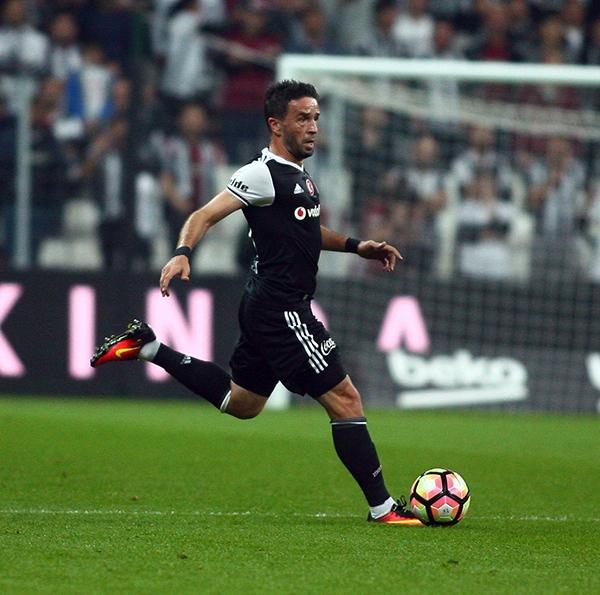 Beşiktaş - Antalyaspor maçından kareler 8
