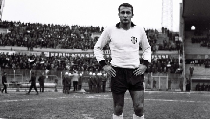 Bir Beşiktaş efsanesi Yusuf Tunaoğlu 1