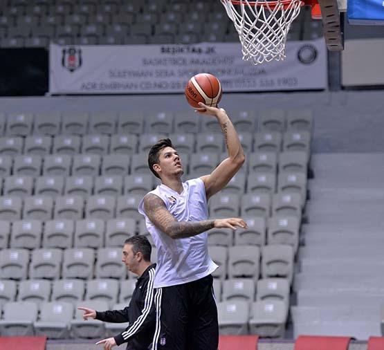 Partizan maçı hazırlıkları başladı 1