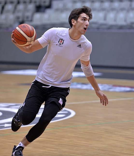 Partizan maçı hazırlıkları başladı 2