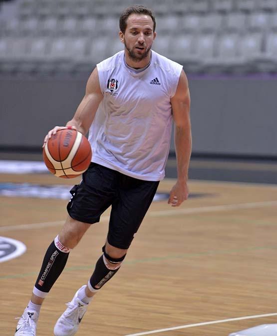 Partizan maçı hazırlıkları başladı 5