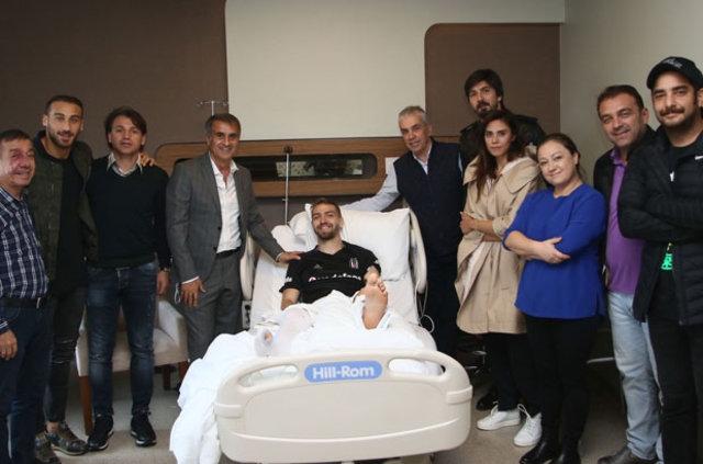 Caner Erkin, Başkan Orman'a söz verdi 14