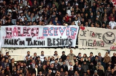 Beşiktaş tribünlerinin futbol dışı pankartları 1 16