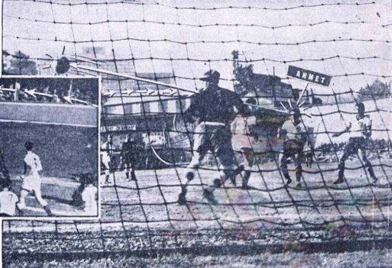 TARİHTE BUGÜN   Beşiktaş, Avrupa Kupaları'ndaki ilk galibiyetini aldı!