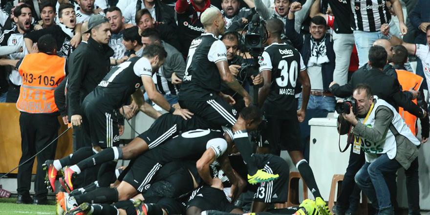 ''Beşiktaş bu ligde çok zor kaybeder''